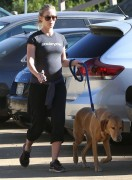 Emily Blunt - Hiking in Hollywood 12/14/13