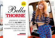Bella Thorne - Seventeen Mexico Magazine Jan.2014