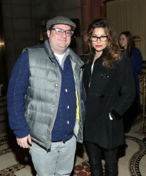 Gina Gershon - 'Anchorman 2: The Legend Continues' premiere after party in NYC 12/15/13