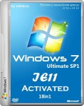 Microsoft Windows 7 SP1 IE11 -18in1- Activated  by m0nkrus (x86/x64/RUS/ENG/2013)