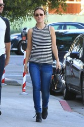 Olivia Wilde - Out in LA 12/16/13