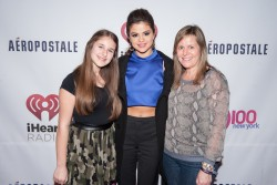 Selena Gomez Meet and Greet in New York on December 13, 2013