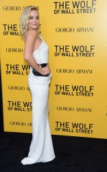 Margot Robbie - 'The Wolf Of Wall Street' premiere in NYC 12/17/13