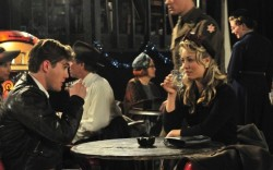 Kaley Cuoco -  The Last Ride Production Stills