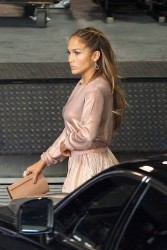 Jennifer Lopez - American Idol auditions in Hollywood 12/18/13
