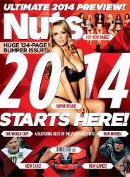 Nuts Magazine - 2014 Starts Here! (December 2013)
