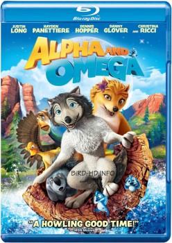 Alpha and Omega 2010 m720p BluRay x264-BiRD
