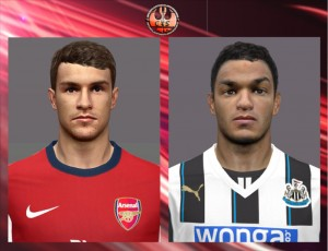 Download PES 2014 Face Pack International vol 4 by E.G