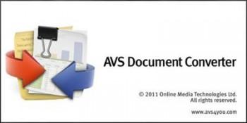 AVS Document Converter 2.3.1.232