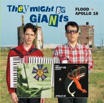 They Might Be Giants - Flood + Apollo 18 (DeluxeEdition) (2013)