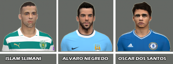 Download PES 2014 FacePack v1 By fayssal Mayo