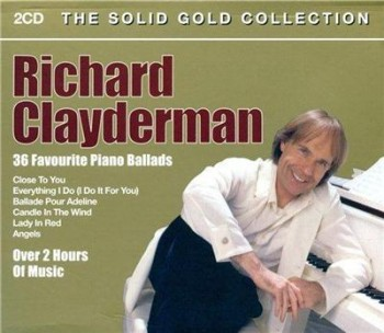 Richard Clayderman - The Solid Gold Collection (2006)