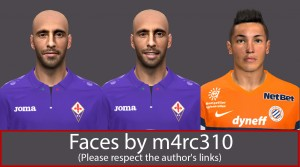 PES 2014 MiniFacepack vol.3 by m4rc310 Download
