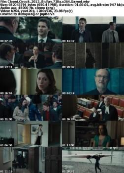 Closed Circuit (2013) BluRay 720p AAC x264 - Ganool