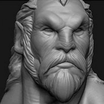 Gnomon Workshop ZBrush Manimal Sculpting 53f32c297408647.jpg