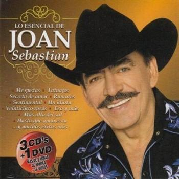 Joan Sebastian - Lo Esencial de Joan Sebastian (2013)