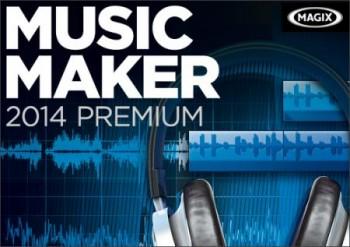 MAGIX Music Maker 2014 Premium v20.0.4.49