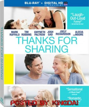 Thanks For Sharing (2012) LiMiTED BRRip AC3 XviD - playXD