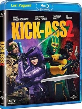 Kick-Ass 2 (2013) BluRay 720p Ac3 x264 - Elite