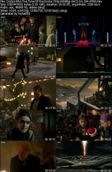 Doctor Who The Time Of The Doctor WEBRip 720p AAC2.0 H264-iPRiP