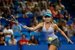 Eugenie Bouchard - 2014 Hopman Cup in Perth 12/28/13
