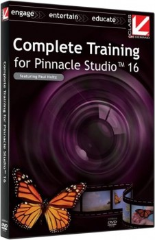 Class On Demand - Complete Training for Pinnacle Studio 16