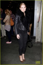 Jennifer Morrison - at the ArcLight Theater in Hollywood 12/27/13