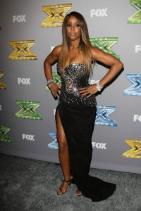 Kelly Rowland - The X Factor season finale at CBS Televison in Los Angeles 12/19/13