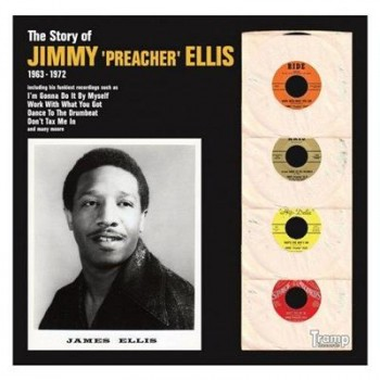 "Jimmy ""Preacher"" Ellis - The Story Of Jimmy Preacher Ellis (2013)"