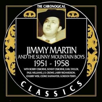 Jimmy Martin - 1951-1958 (2010)