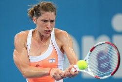 Andrea Petkovic - 2014 Brisbane International 12/31/13