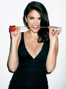 Cecily Strong scans from Men's Health magazine October 2013