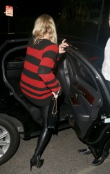 Nicky Hilton - at the Chateau Marmont in LA 12/27/13