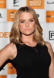 Alice Eve - 'Cold Comes The Night' screening in LA 1/6/14
