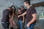 Bonnie Day : Crime pays! Bad girl cat burglar gets fantasy fucked. First gangbang! - Kink/ HardcoreGangBang (2014/ HD/ SiteRip)