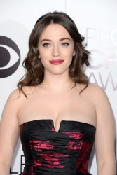 Kat Dennings - 2014 People's Choice Awards 1/8/14