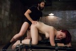Jessica Ryan's Submission Taken Down and Fucked Hard in Bondage - Kink/ SexAndSubmission (2014/ HD/ SiteRip)