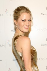 Ashley Hinshaw - 2014 Art of Elysium Heaven Gala in LA 1/11/14