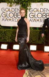 Uma Thurman - 71st Annual Golden Globe Awards 1/12/14