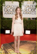 Taissa Farmiga - Golden Globes Awards 1/12/14