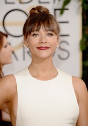 Rashida Jones - 71st Annual Golden Globe Awards in Beverly Hills 1/12/14