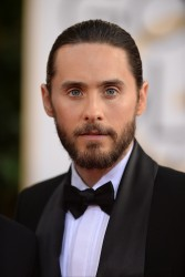 Jared Leto – 71st annual Golden Globe Awards January