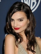 Emily Ratajkowski - InStyle & Warner Bros Golden Globes party in Beverly Hills  12-01-2013    5x 87718e301131397