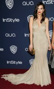 Emily Ratajkowski - InStyle & Warner Bros Golden Globes party in Beverly Hills  12-01-2013    5x A08753301131359