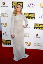 Elisabeth Röhm - Critics' Choice Movie Awards in Santa Monica 1/16/14