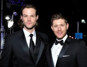 Джаред и Дженсен на Critics Choice Movie Awards 2014 Фото и Видео
