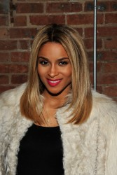 Ciara - The Fashion Fund On Ovation NY Event 1/17/14