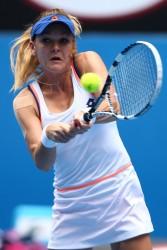 Agnieszka Radwanska - 2014 Australian Open in Melbourne 1/18/14