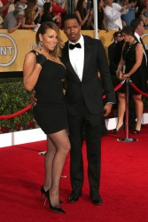 Mariah Carey - 2014 SAG Awards 1/18/14