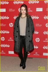 Rachel McAdams - 'Most Wanted Man' Premiere at the 2014 Sundance Film Festival 1/19/14